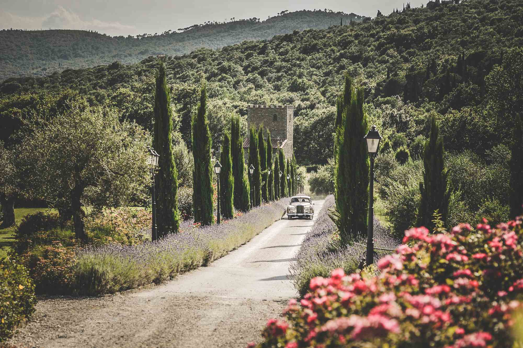 1.Tuscany, Italy