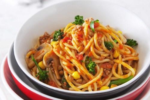 Vegetable Spaghetti