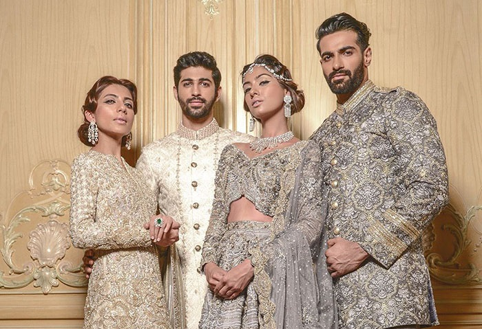 You Can't Shy Away from The Viceroy – A Wedding Collection by Faraz Manan
