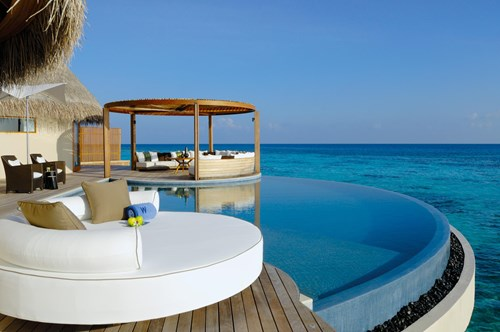 6.	W Retreat and Spa, Maldives
