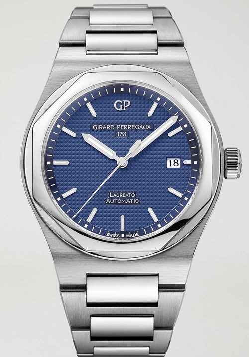 The Graduate by Girard-Perregaux