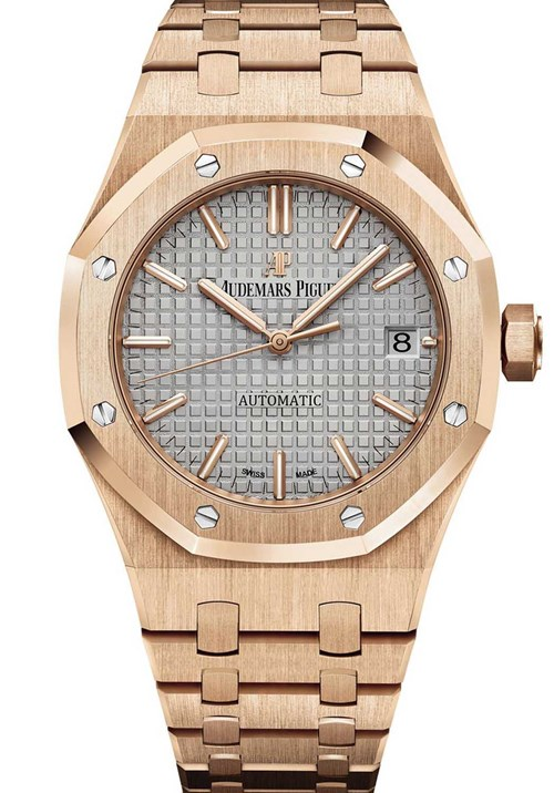 Royal Oak by Audemars Piguet