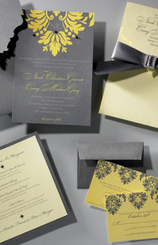 15.	For Wedding Invitations
