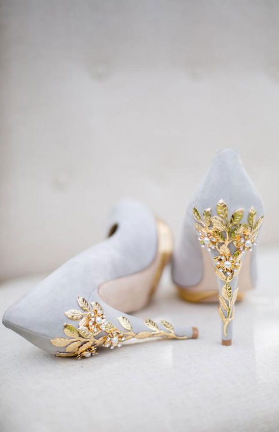 2.	For Bridal Shoes