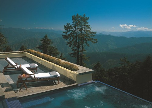 7.	Wildflower Hall, Himalayas