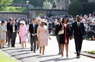 Who Wore What At The Royal Wedding