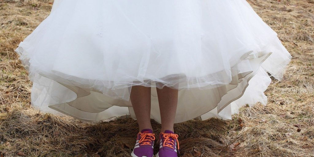 Would You Dare Getting Married In Sneakers? These Brides Did!
