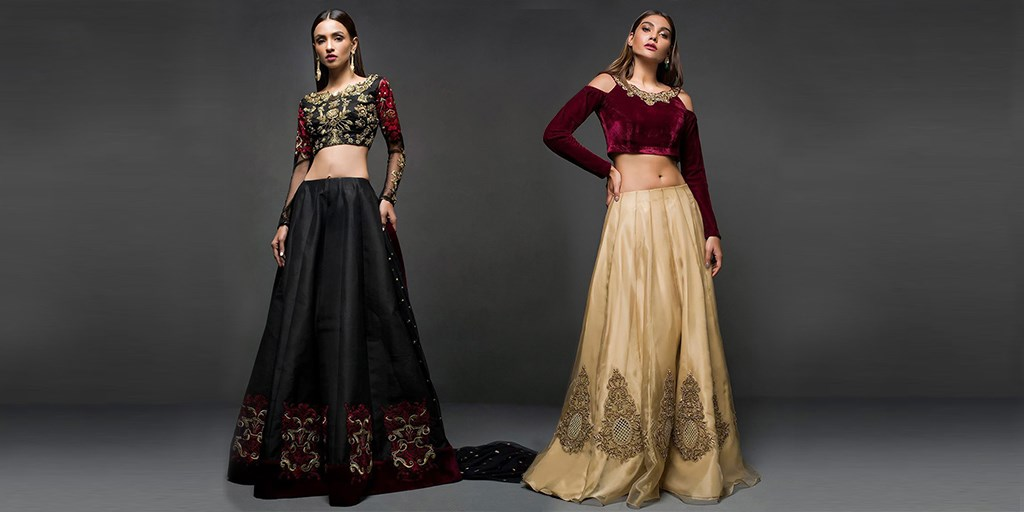 Feed Your Fairytale Spirit With Zainab Chottani's Latest Formals