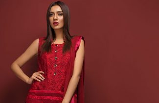 Monochrome Eid Festive Collection By Zainab Chottani Is Here To Take Your Breath Away!