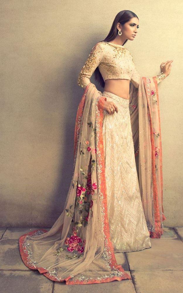 ARA BRIDAL DRESS - AR7 by Saniya Maskatiya