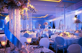 Exclusive And Modern Décor Ideas For Your Winter Wedding!