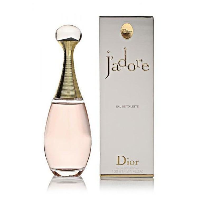 7. Jadore by Christian Dior