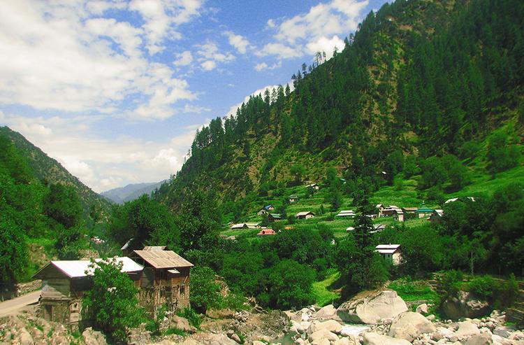 Jagran Valley, Azad Kashmir