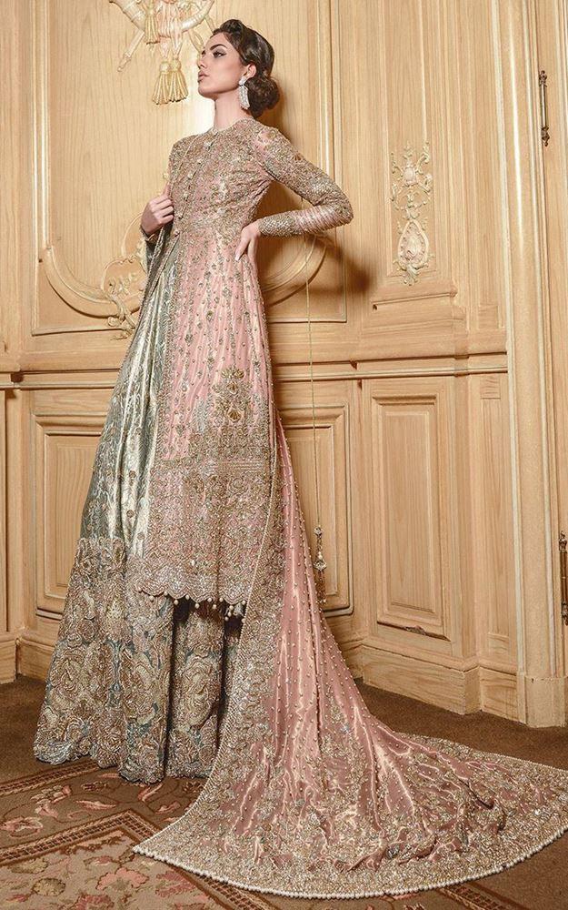 Pink Lehenga for Bridals