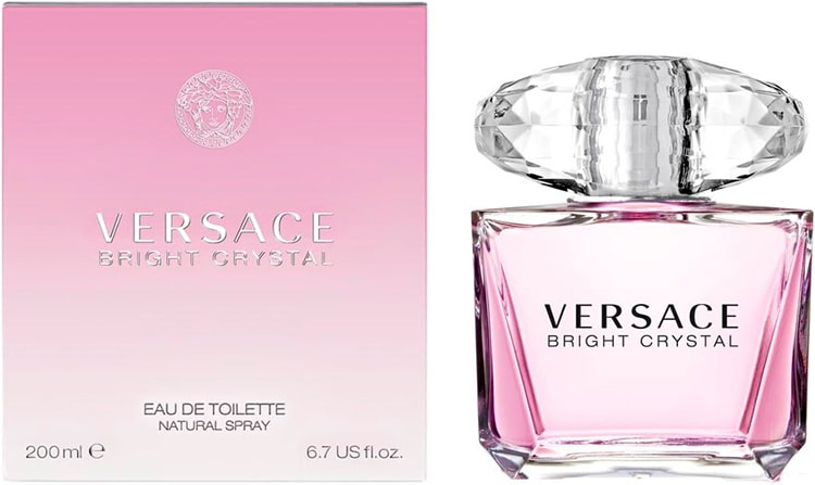 11. Versace Bright Crystal by Gianni Versace