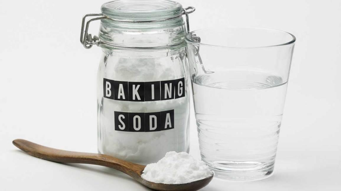 Baking Soda is Good for Teeth