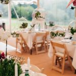 The Flower-less Wedding; A Budget-Friendly Venue Décor Guide