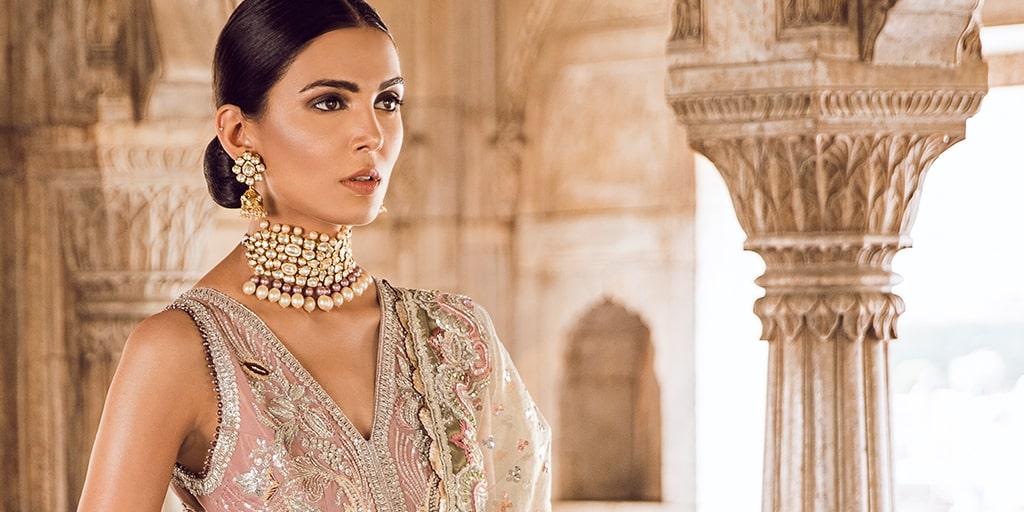 Classic Kundan Jewelry By Jaipur & Co.