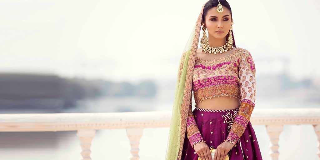 5 Stunning Lehenga Colors that Are Not Red