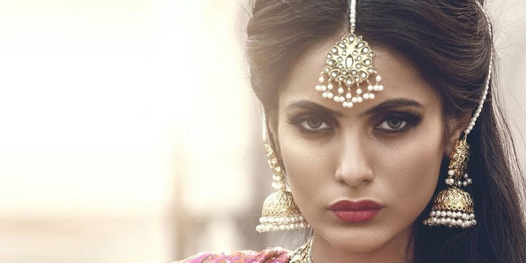5 Types Of Lip Colors For Pakistani Brides