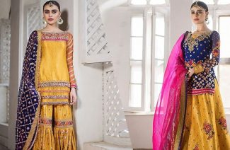 Aangan - Zainab Chottani's Formal Collection That We Are Drooling Over