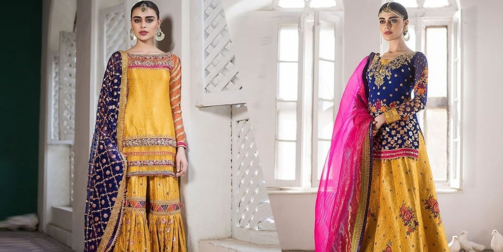 Aangan – Zainab Chottani's Formal Collection That We Are Drooling Over
