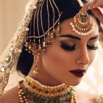Pearl Mangtikka Designs For Brides of 2019