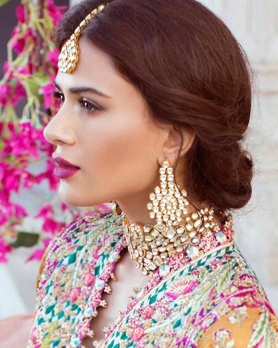 Jaipur Kundan Bridal Jewelry