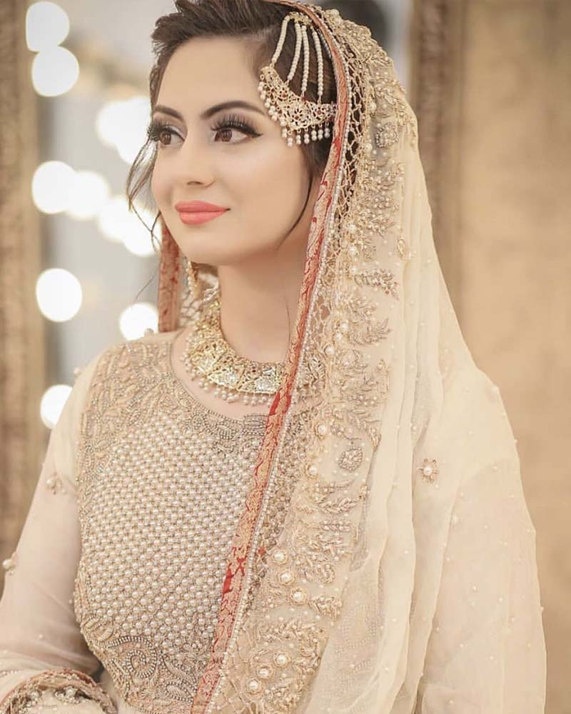 Brides With A Square Face