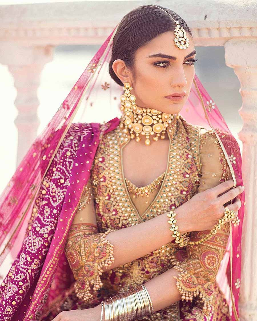 Wedding Gold Jewelry Trends