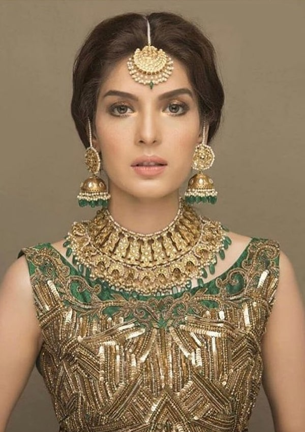 Noor Jahan Bridal Jewelry for Pakistani Women