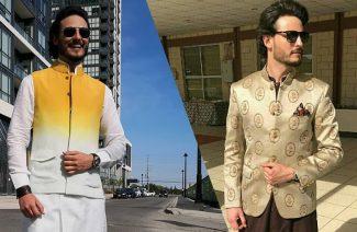 Get The Best Waistcoat Ideas From Osman Khalid Butt!