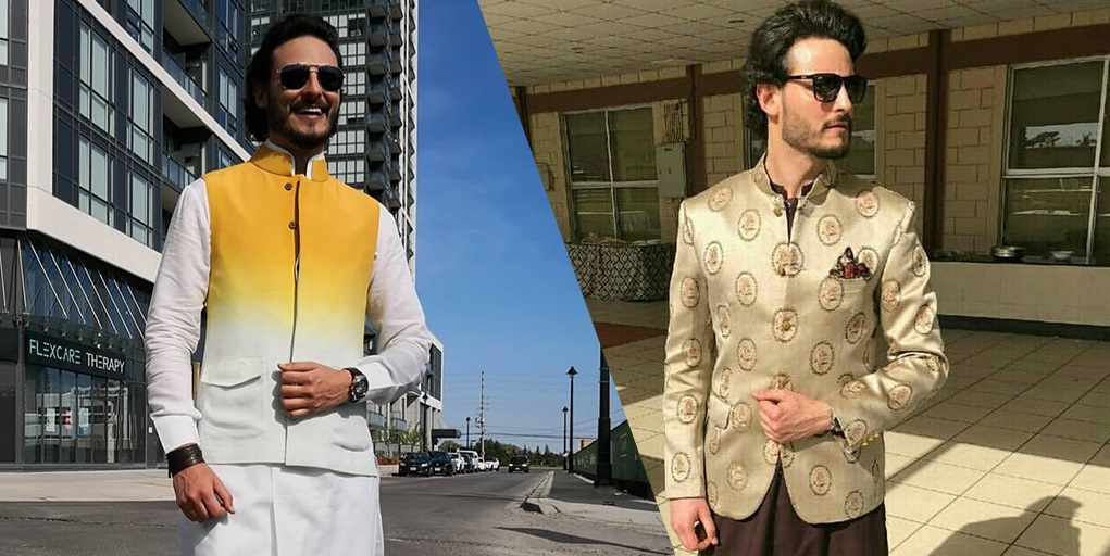 Get The Best Waistcoat Ideas From Osman Khalid Butt!
