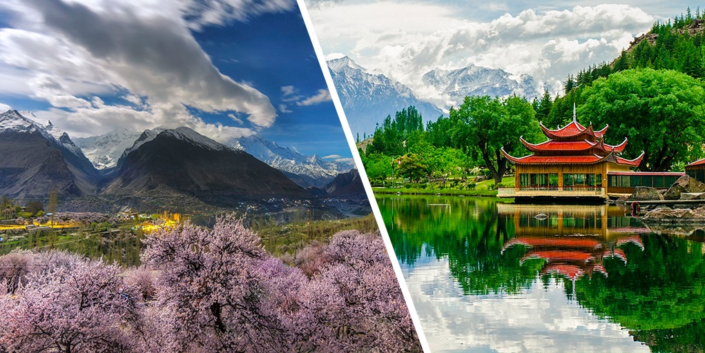 Top 5 Pakistani Honeymoon Destinations of 2019