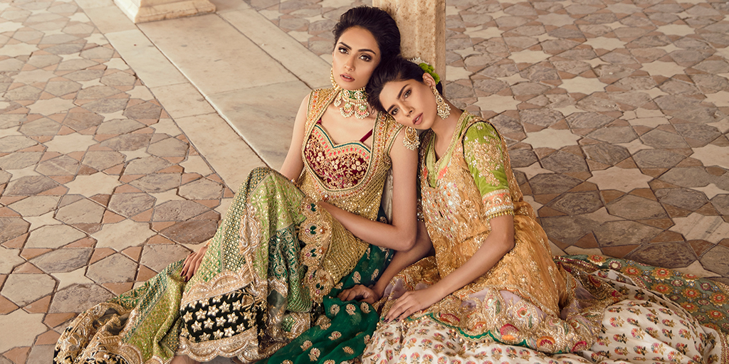 Rara Avis; Tena Durrani's Latest Bridal Collection Is One of a Kind