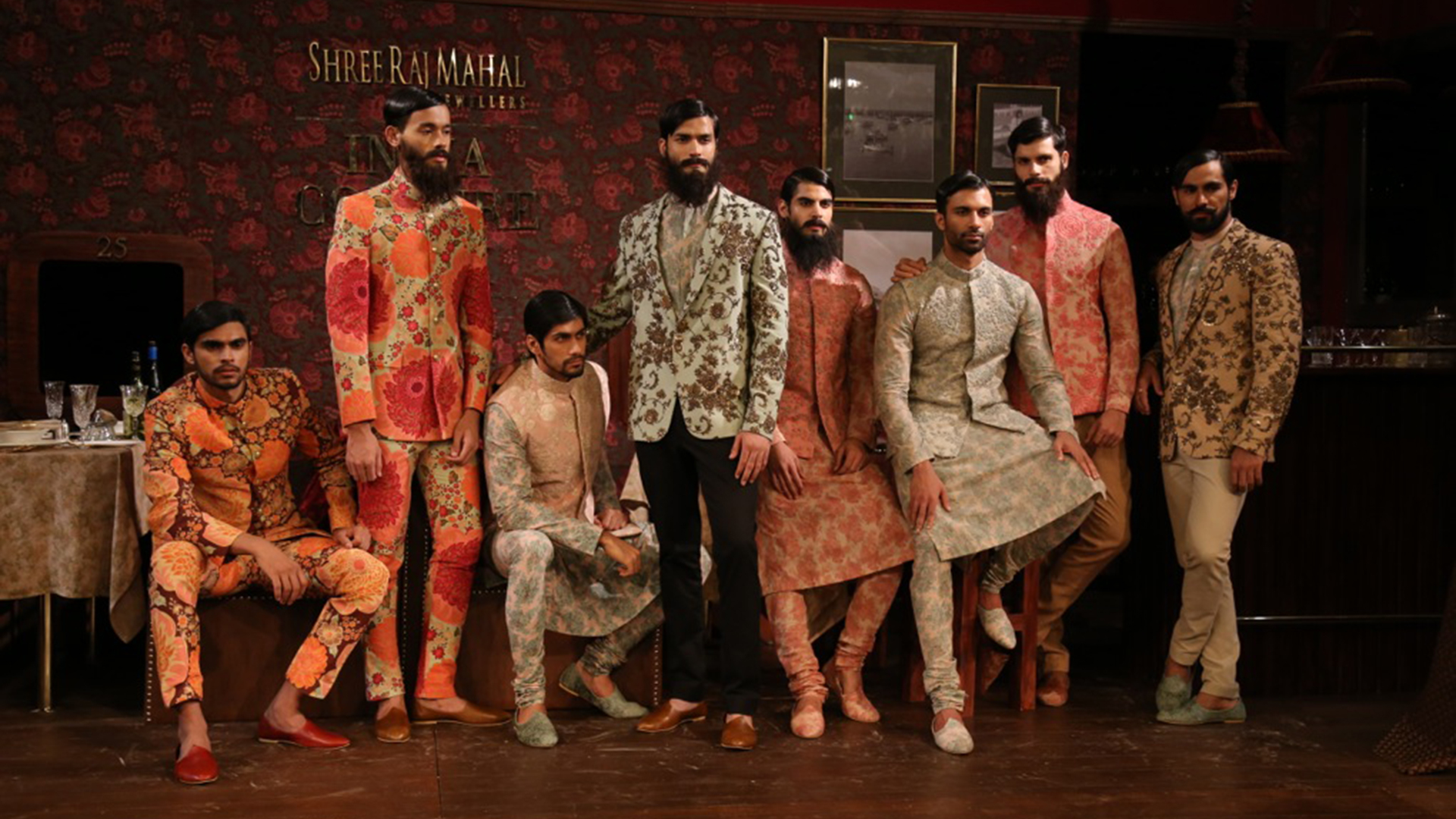 Designers Who Aced the Creation of Fun & Eclectic Groom Attire