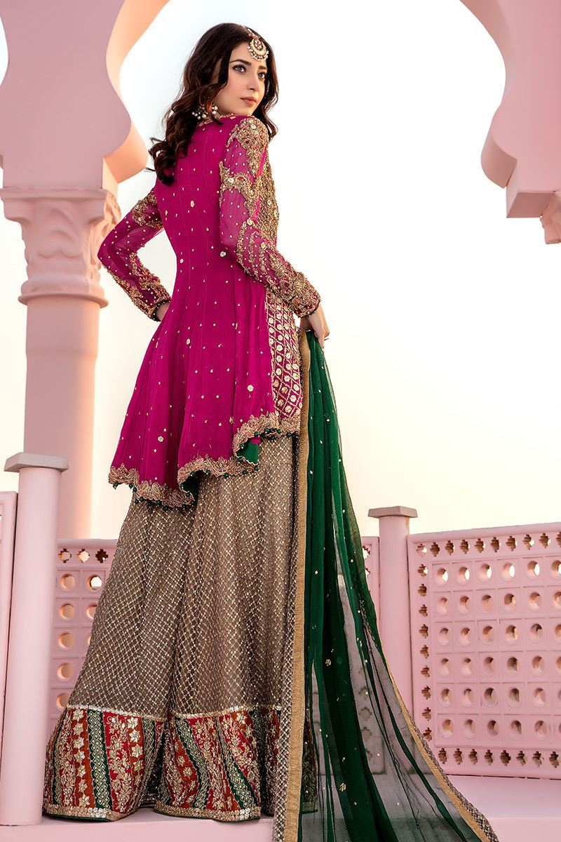 Regal Diva Formal Suits for Mehendi