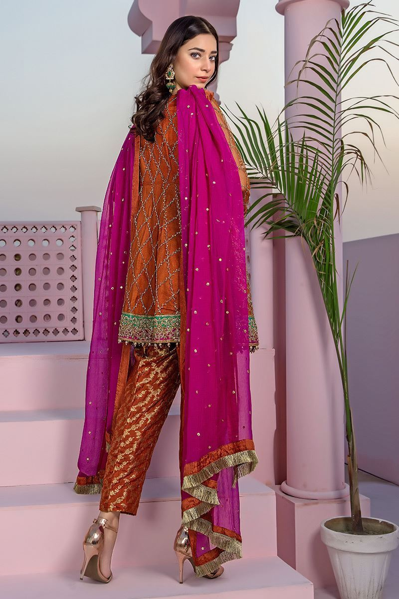 Embroidered Formal Collection by Aisha Imran