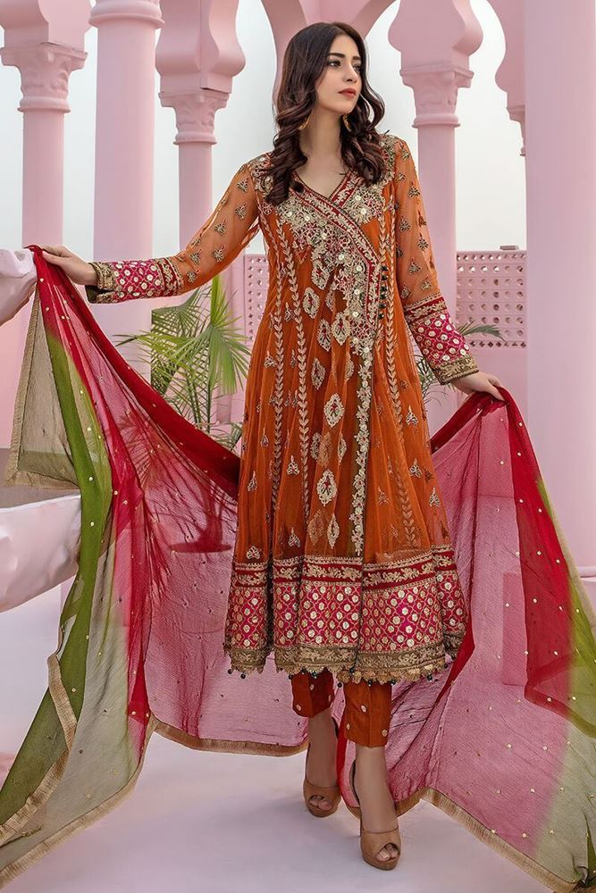 Embroidered Collection by Aisha Imran