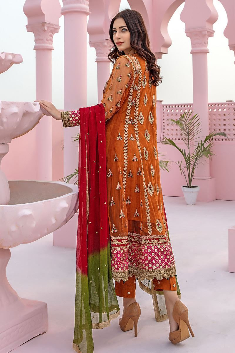 Pakistani Designer Formal Collection
