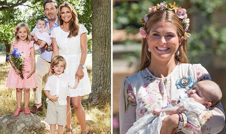 Princess Madeleine of Sweden and Chris O'Neill (2013)
