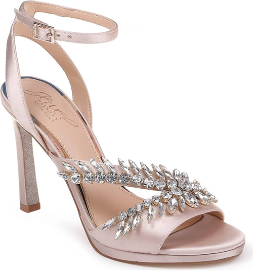 2.	Badgley Mischka Kaira Crystal