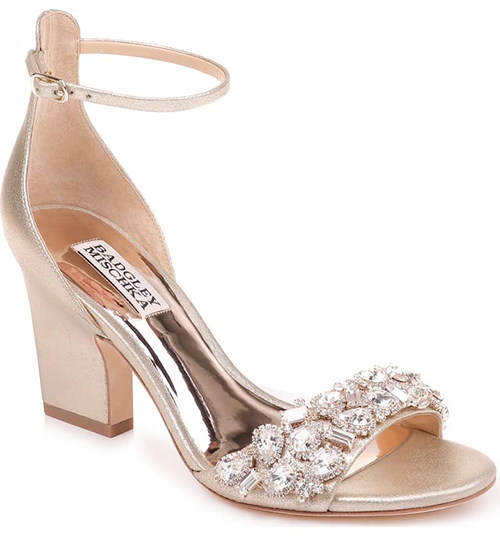 5.	Badgley Mischka Laraine