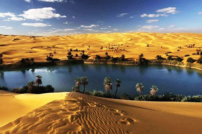 2.Bahariya, Egypt-Sahara Desert