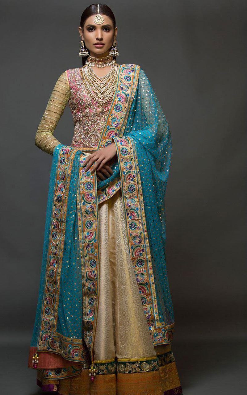 Bridal Banarsi Lehenga