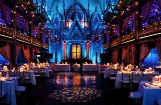 6 Types of Wedding Venues Based on the Ambiance