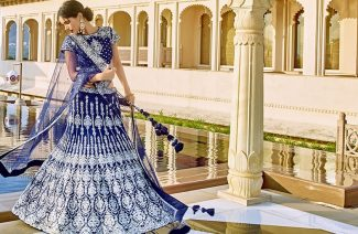Brides in Blue: These Designers' Collection Reveal Why It Works!