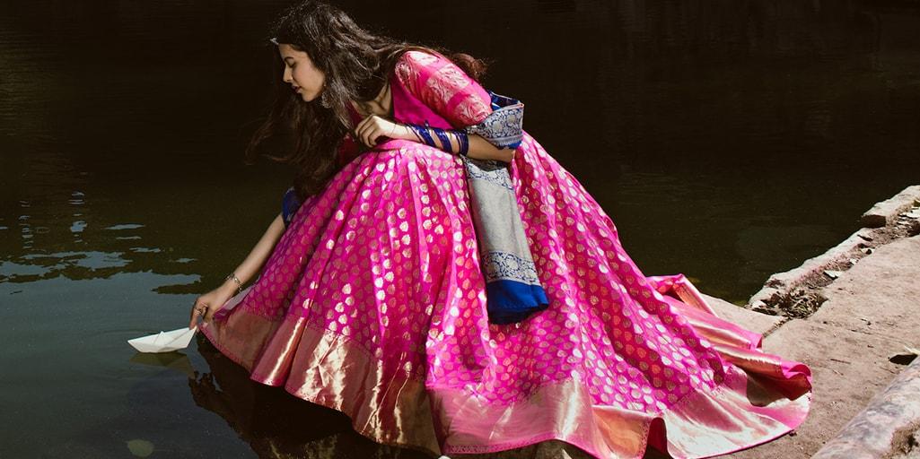Why A Banarasi Lehenga Is Perfect Bridal Dress Choice For You?