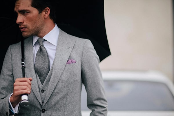 How Grooms Can Nail the Silver Grey Attire for the Big Day?