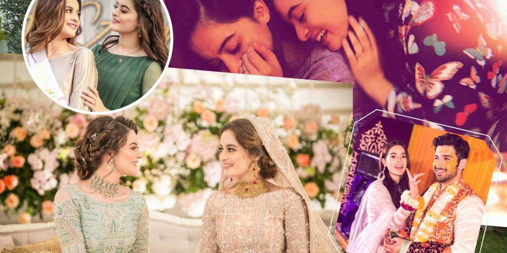 'Sister of the Bride' Dress Inspiration from the Gorgeous Minal Khan